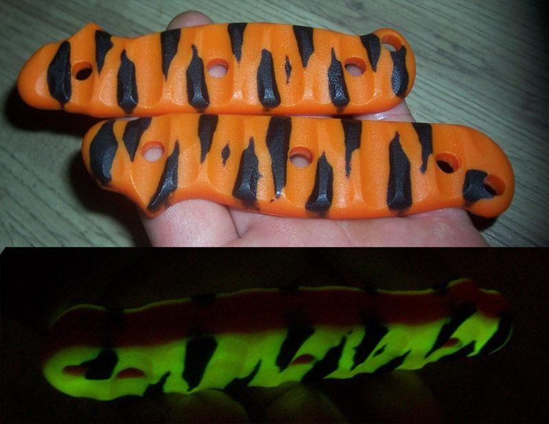 CUMA Evolution Custom Orange Tiger Force