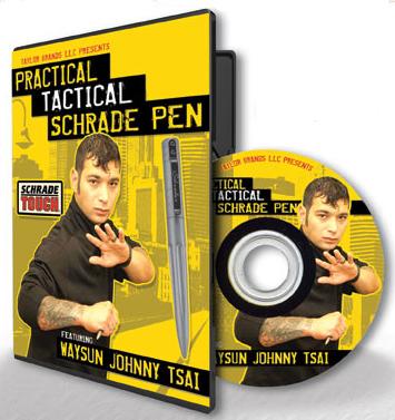 Practical Tactical Schrade Pen